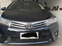 Black Toyota Corolla altis 2014 for sale in Rizal