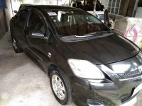Black Toyota Vios 2008 for sale in Manual