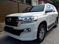 White Toyota Land Cruiser 2020 for sale in Valenzuela