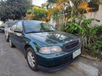 Sell Green 1997 Honda City in Manila