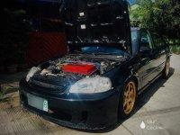 Selling Blue Honda Civic 2000 in Quezon