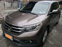 Selling Beige Honda Cr-V 2015 SUV / MPV in Mandaluyong