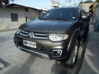 Selling Brown Mitsubishi Montero 2015 in Manila