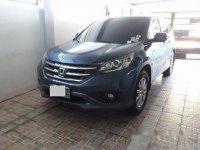 Selling Blue Honda Cr-V 2013 in Manila