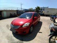 Sell Red 2011 Toyota Vios in Santa Cruz