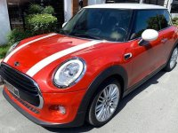 Red Mini Cooper 2017 for sale in Manila
