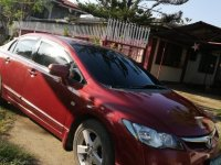 Red Honda Civic 2016 for sale in Talisay