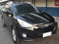 Black Hyundai Tucson 2012 for sale in Automatic