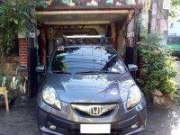 Sell Grey 2015 Honda Brio in San Mateo