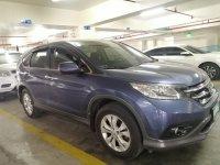Sell Blue 2013 Honda Cr-V in Manila