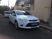 White Ford Focus 2013 for sale in Marikina