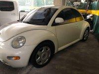 Selling White Volkswagen Beetle 1998 in San Juan