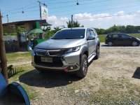 Silver Mitsubishi Montero 2016 for sale in Automatic