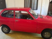 Red Mitsubishi Minica 1978 for sale in Manual
