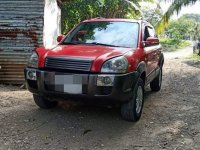 Red Hyundai Tucson 2011 for sale in Manila