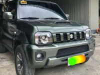 Green Suzuki Jimny 2017 for sale in Pasig