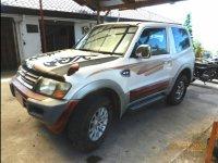 White Mitsubishi Pajero 2008 SUV / MPV for sale in Jasaan