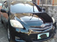 Selling Black Toyota Vios 2008 in Rizal