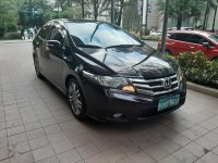Black Honda City 2012 for sale in Automatic