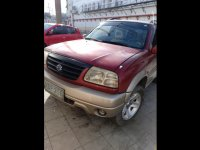 Selling Red Suzuki Grand Vitara 2001 SUV / MPV at  Automatic   at 94556 in Marilao