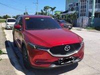 Red Mazda Cx-5 2018 for sale in Manila