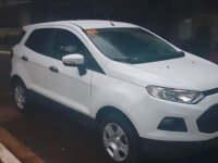 White Ford Ecosport 2014 Wagon (Estate) at 52000 for sale in Antipolo, Rizal