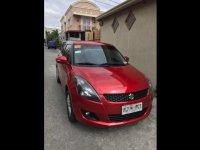 Sell Red 2015 Suzuki Swift Hatchback at 6700 in Caloocan