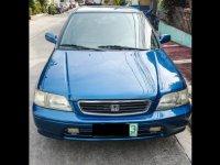 Sell Blue 1997 Honda City Sedan in Quezon City