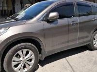Sell Grey 2013 Honda Cr-V in Manila