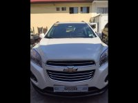 White Chevrolet Trax 2016 for sale in Pasay City