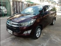 Sell Purple 2016 Toyota Innova SUV / MPV in Aguinaldo