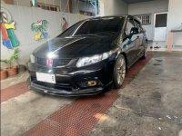 Selling Black Honda Civic 2015 Sedan at  Manual   at 40000 in San Fernando