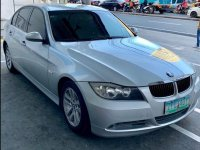 White Bmw 3-Series 2006 Sedan at 110000 for sale