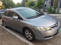 Selling Silver Honda Civic 2005 in Quezon City
