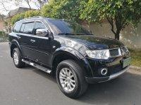 Black Mitsubishi Montero 2012 for sale in Quezon City