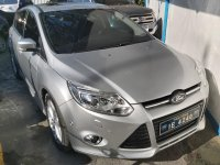 Sell Silver 2013 Ford Focus in Quezon City
