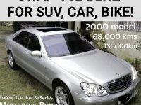 Sell 2000 Mercedes-Benz S-Class in Tagbilaran