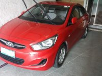 Selling Hyundai Accent 2012 in Las Pinas