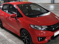 Red Honda Jazz 2015 for sale in Urdaneta
