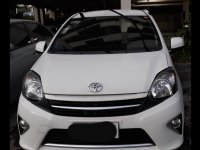 Selling Toyota Wigo 2014 Hatchback in Pasig