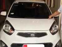 Selling White Kia Picanto 2011 in Norzagaray
