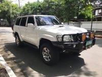 Selling White Nissan Patrol 2011 in Makati