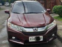 Purple Honda City 2015 for sale in Manila