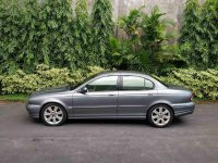 Grey Jaguar X-Type 2004 for sale in Automatic