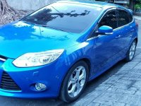 Selling Blue Ford Focus 2014 in Manila