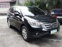 Sell Black 2012 Honda Cr-V in Taguig
