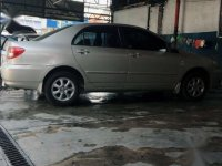 Silver Toyota Altis 2004 for sale in Automatic