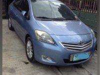 Selling Blue Toyota Vios 2011 in Cebu City