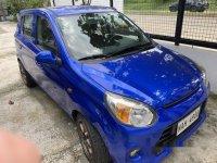 Sell Blue 2017 Suzuki Alto in Manila