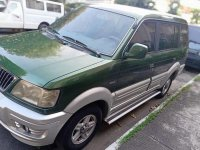 Green Mitsubishi Adventure 2002 for sale in Quezon City